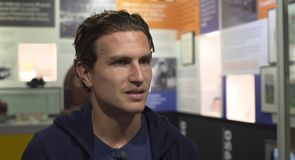 Getting to know Daryl Janmaat