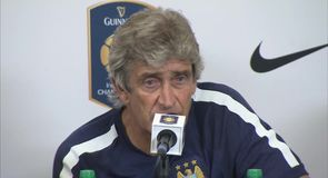 Pellegrini silent on Lampard loan