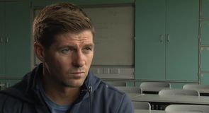 Gerrard talks to Vinny O'Connor