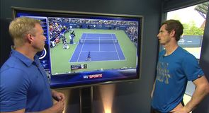 Murray analyses Kuznetsov victory