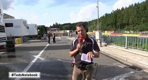 Ted's Race Notebook – Belgium GP