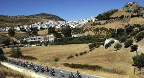 Vuelta a Espana stage five gallery