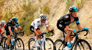 Vuelta a Espana stage eight gallery