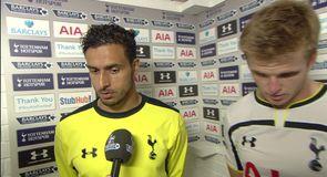 Chadli: We played very well