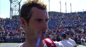 Murray battles past Haase