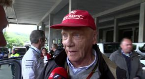 Lauda's view unchanged after meeting