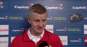 Ole delighted with youngsters