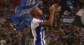 UCL Goal of the night - Brahimi