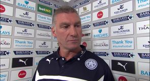 Leicester v Everton - Nigel Pearson