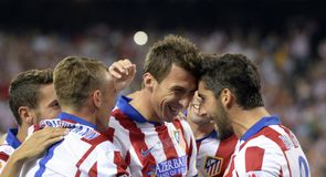 Atletico win Spanish Super Copa