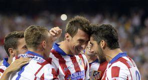 Atletico win Spanish Super Copa