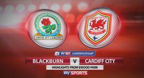 Blackburn 1-1 Cardiff