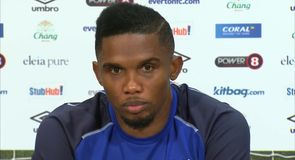 Eto'o - I got a feeling