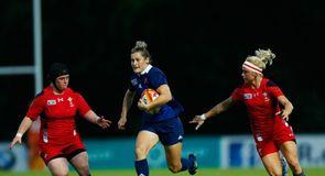 Wales beaten, Ireland win