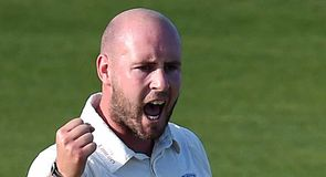 Rushworth takes 15 wickets!
