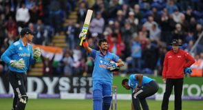 Raina leads India to victory