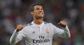 Ronaldo strikes in season opener