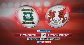 Plymouth 3-3 Leyton Orient (5-6)