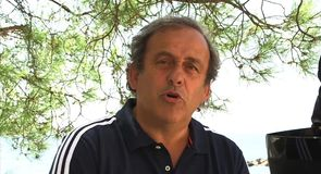 Decision time for Platini