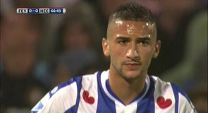Ziyech signs-off in style
