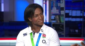 Alphonsi delighted to be World Cup winner