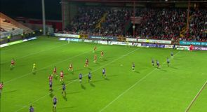 Wigan snatch late draw