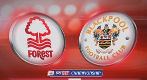 Nottingham Forest 2-0 Blackpool