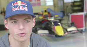 Verstappen to make F1 history