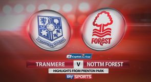 Tranmere 0-1 Nott'm Forest