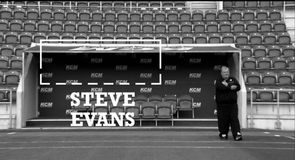 Steve Evans - Technical Area