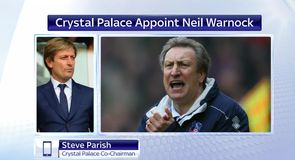 'Warnock a safe pair of hands'