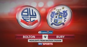Bolton 3-2 Bury