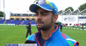Testing conditions for Kohli