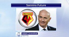 Sannino future uncertain