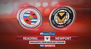 Reading 3-1 Newport