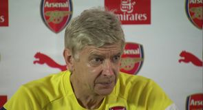 Wenger not expecting to sign a striker