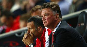 van Gaal warns United rebuild will take time