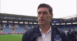 Leicester v Everton - Gareth Barry
