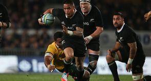New Zealand v Australia - Round 2