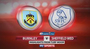 Burnley 0-1 Sheffield Wednesday