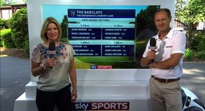 The Barclays - Preview