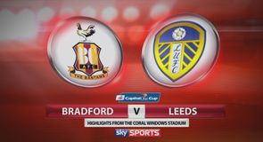 Bradford 2-1 Leeds