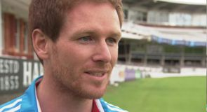 Morgan backs Cook captaincy