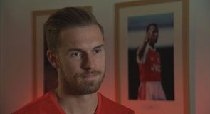 Aaron Ramsey - Extended Interview