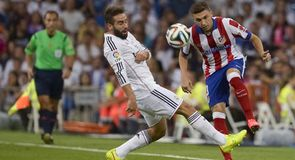 Spanish Super Copa - R. Madrid v A. Madrid