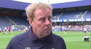 Redknapp hopes to sign Vargas and Fer