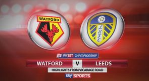 Watford 4-1 Leeds