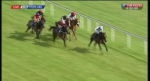 On Demand finishes 6th at Ffos Las