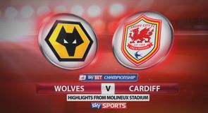 Wolves 1-0 Cardiff