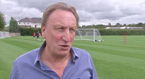 Warnock relishing Palace challenge
